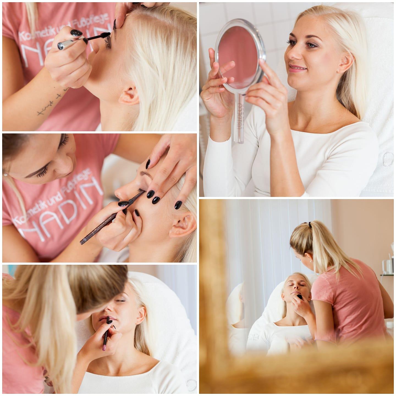 Make-up Beratung