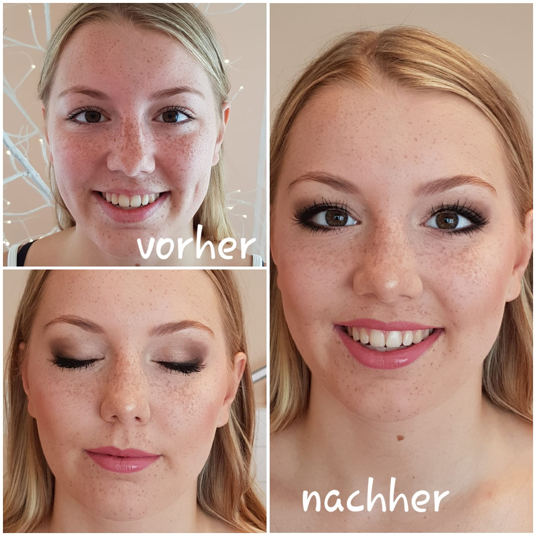 Make up Beratung