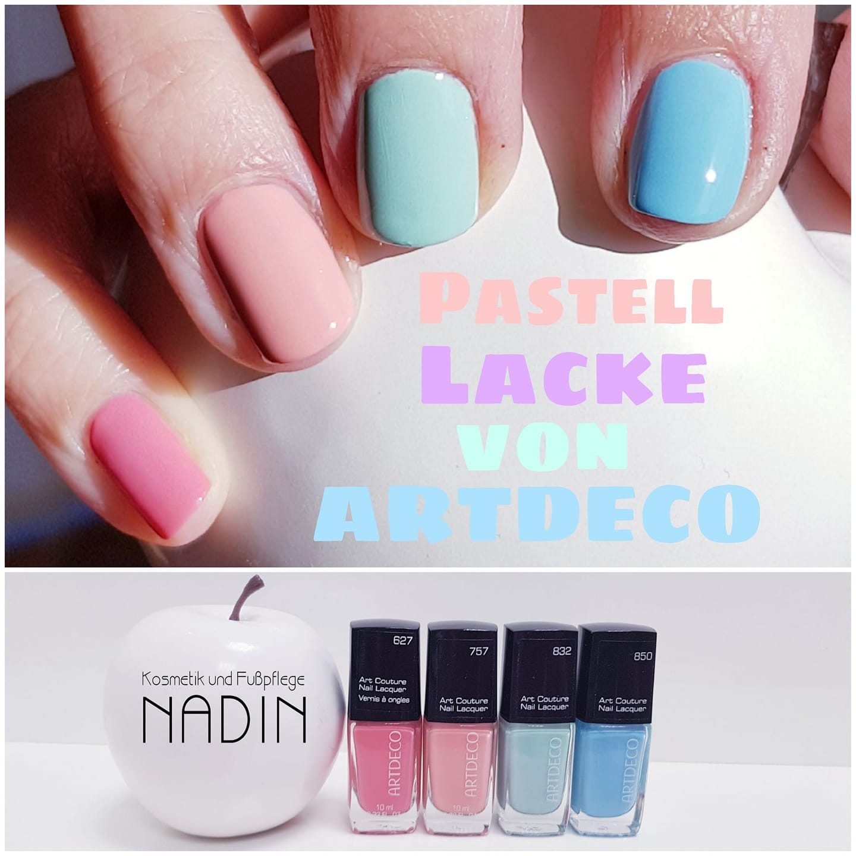 Pastellfarben von ARTDECO